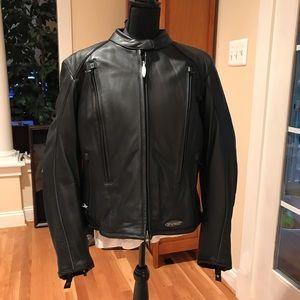HarleyDavidson FXRG Armored Women's Leather Jacket